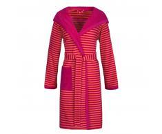 Esprit Striped Hoody Damen-Bademantel mit Kapuze