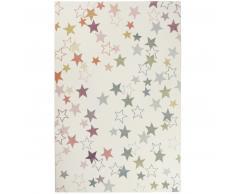 Esprit Esterya Kinderteppich - weiß - 120x170 cm
