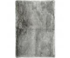 Obsession My Samba Fellteppich-Läufer - silver - 60x110 cm