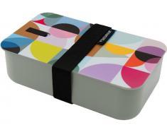 Remember Solena Lunchbox - multicolour - 19x12x6,4 cm