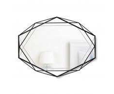 Umbra Prisma Wandspiegel - Black - 57x43x9 cm