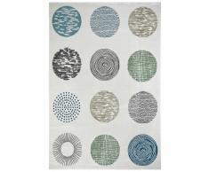 Obsession My Bronx Design-Teppichläufer - white - 80x150 cm