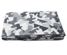 David Fussenegger SAVONA Wohndecke Camouflage Alpin
