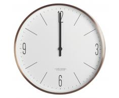 House Doctor Clock Couture Wanduhr