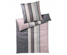 JOOP! Cornflower Stripes Bettwäsche aus Mako-Satin