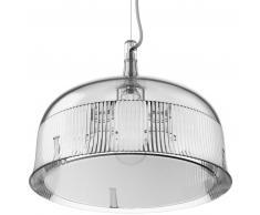 qeeboo Goblets Ceiling Lamp Wide Hängeleuchte - transparent - 35 x 35 x 27,7 cm