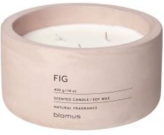 blomus FRAGA Duftkerze XL Fig - rose dust