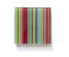 Remember Stripes Glasuntersetzer 4er-Set