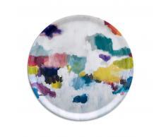 Bluebellgray Nevis Tablett rund