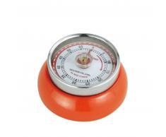 Zassenhaus Timer Speed Küchentimer - orange - 3 x Ø 7 cm