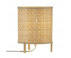 Nordlux Trinidad Tischleuchte - bambus - Ø 19 - Höhe 25 cm