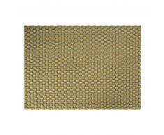 PAD POOL DUO COLOR FUSSMATTEN-LÄUFER XXL IN/OUTDOOR - sand-yellow - 72x132 cm