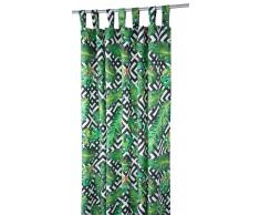 Tom Tailor BLACK JUNGLE Schlaufen-Vorhang