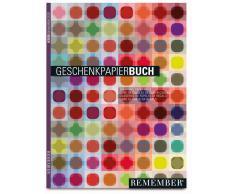 Remember Geschenkpapier-Buch