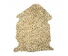 pad LEO Ziegenfell-Teppich - caramel - 60x90 cm