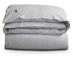 Lexington Striped Flannel Bettdecken-Bezug