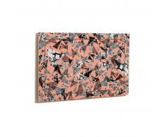 AMBIVALENZ Fläpps PS Collage Pattern Studio Sekretär/in -Regal - PS Collage 3 - H/B/T 50x80x40 cm