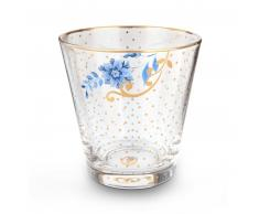 Pip Studio Royal Golden Dots Wasserglas 6er-Set