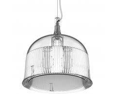 qeeboo Goblets Ceiling Lamp Medium Hängeleuchte - transparent - 28,5 x 28,5 x 30 cm