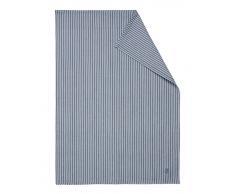 Marc O'Polo Tentstra Küchentuch - smoke blue - 50x70 cm