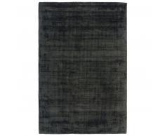 Obsession My Maori Design-Teppichläufer - anthracite - 80x150 cm
