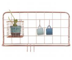 Present Time Open Grid Küchenregal aus Gitterstreben