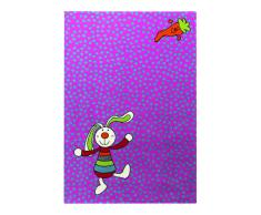 Sigikid Rainbow Rabbit Kinder-Teppich