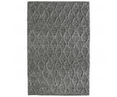 Obsession My Studio Design-Teppichläufer - graphite - 80x150 cm