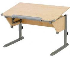 Kettler Schreibtisch COOL TOP II,Holznachbildung,ahorn