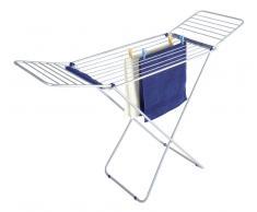 Zurbrüggen Flügel Wäschetrockner Wings,Aluminium,silber