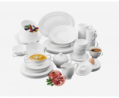Teetasse BONE CHINA,Porzellan,Weiß
