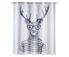 Zurbrüggen Duschvorhang Mr. Deer Flex,Polyester,Motiv