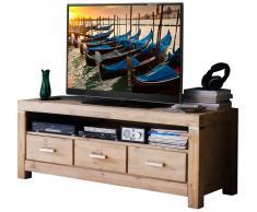 Z2 TV-Board MADELEINE,Massivholz,akazie