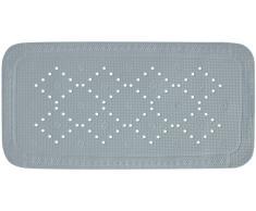 Spirella Sicherheitseinlage Grey ALASKA,PVC,grau