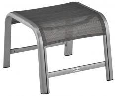 Kettler Hocker FORMA,Aluminium,silber