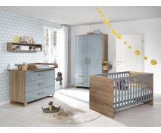 Zurbrüggen Babyzimmer BENNO,Holznachbildung,eiche