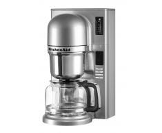 Kitchen Aid Kaffeemaschine silber KITCHEN AID,Edelstahl,silber