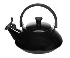 LE CREUSET Wasserkessel Zen Schwarz ZEN,Stahl,schwarz