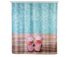 Zurbrüggen Duschvorhang Hawaii,Polyester,multicolour