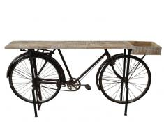 Z2 Bartisch BICYCLE,Holz,mango