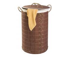 Zurbrüggen Wäschetruhe Bamboo,Bambus,braun