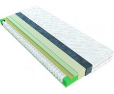 Z2 Roll-TFK-Matratze SKY FRESH,Federkern,Weiß