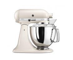 Kitchen Aid Küchenmaschine Baiser ARTISAN,Zink,creme