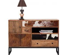 Karé Sideboard Rodeo,Holz,multicolour