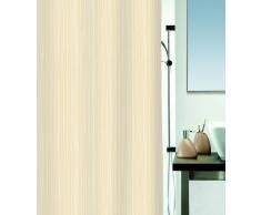 Spirella Duschvorhang Raya 180x200cm,Polyester,beige