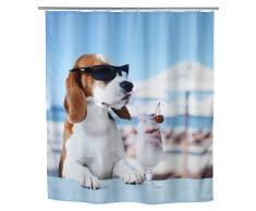 Zurbrüggen Duschvorhang Cool Dog,Polyester,Motiv