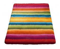 Meusch Badteppich Mix 60x90 cm Funky,Polyester,multicolour