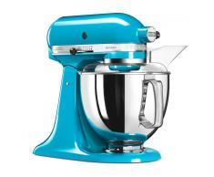 Kitchen Aid Küchenmaschine cristallblau ARTISAN,Metall,blau