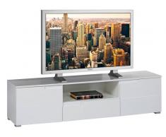 BOXXX TV-Lowboard SILAS,Holznachbildung,Weiß
