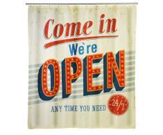 Zurbrüggen Duschvorhang Vintage Open,Polyester,multicolour